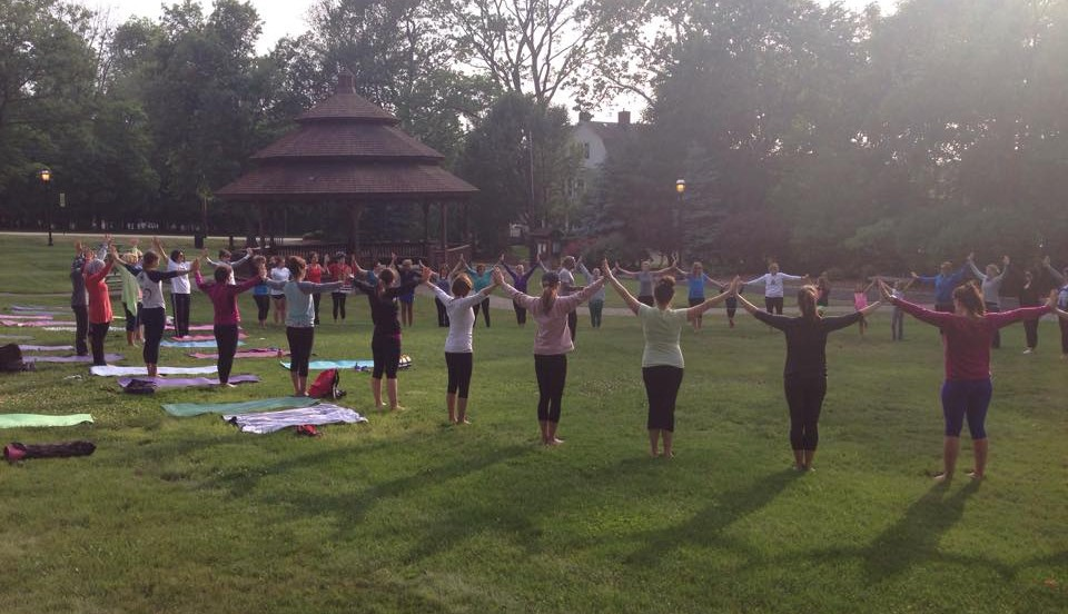 Donation Yoga Class to Fundraise for MMRF