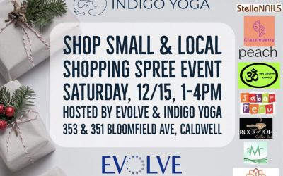 Support & Shop Small & Local Event, 12/15, 1-4pm