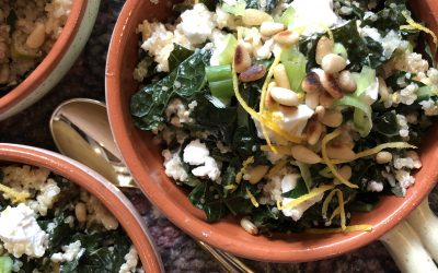 September's Recipe of the Month by Chrissy Davenport